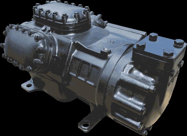 Semi-Hermetic, HVAC, Refrigeration & Screw Remanufactured Compressors